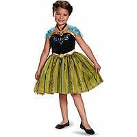 """Карнавальный костюм принцесса Анна (7-8 лет) из м.ф. """"Холодное сердце"""" Frozen Anna Costume"""