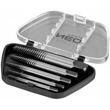 Экстрактор Neo Tools M3-6, M6-8, M8-11, M11-14, M14-18, набор 6 шт (09-615)