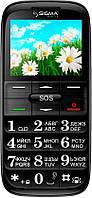 Мобильный телефон Sigma mobile Comfort 50 Slim red-black, фото 1