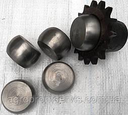 Шайба сферическая полумуфты редуктора жатки ПСХ 04.006, фото 3