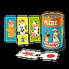 """Пазл и игра DoDo """"Цветные животные"""" 200100, фото 2"""