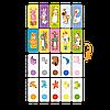 """Пазл и игра DoDo """"Цветные животные"""" 200100, фото 3"""