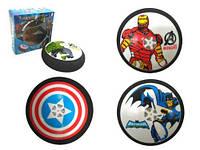 """Аэромяч """"Hoverball: Супергерои"""", мини"""