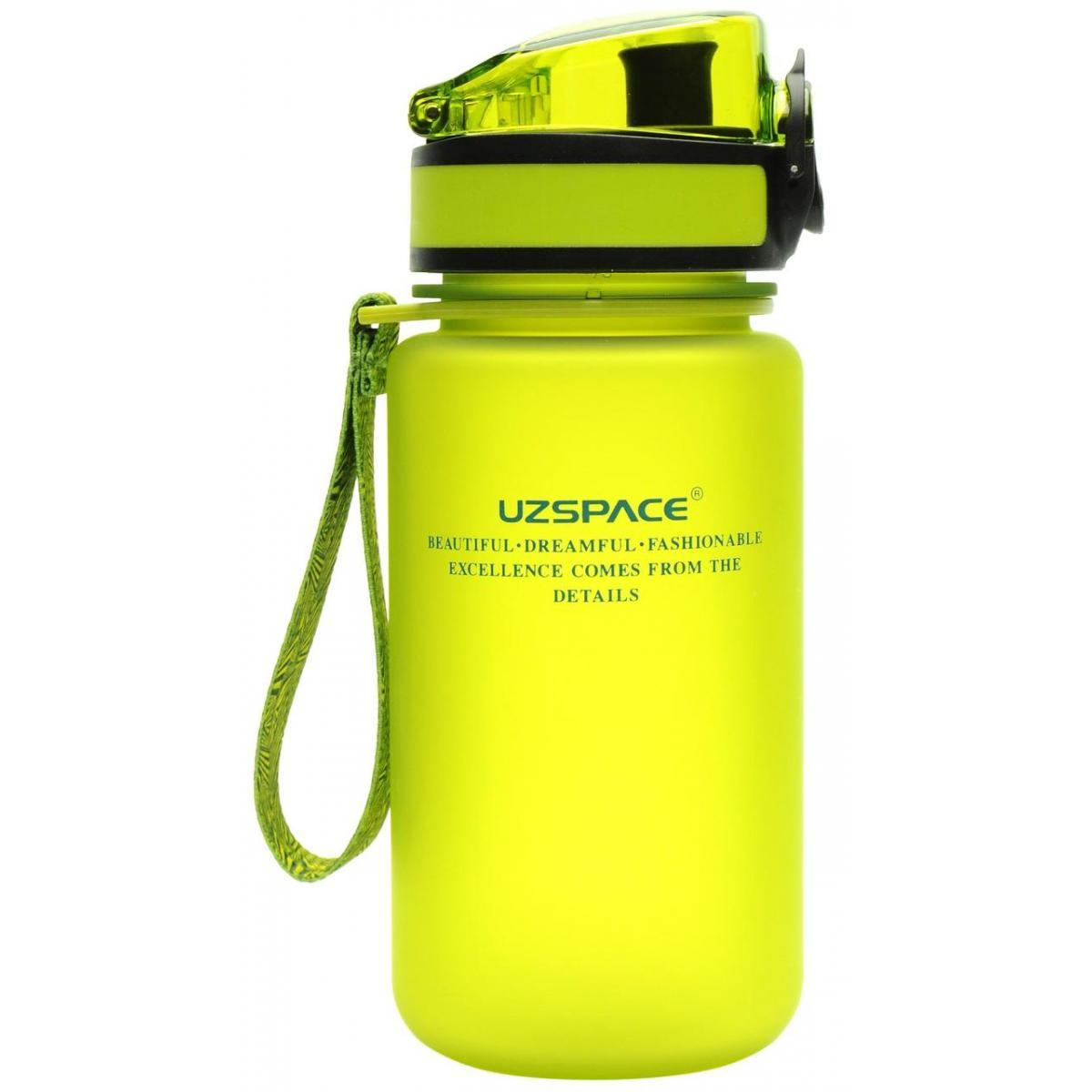 Пляшка для води UZspace 3034 350 мл, чорний
