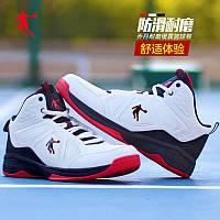 Баскетбольні кросівки Jordan Venom 5, чоловіче взуття, високі студентські