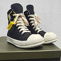Чоловічі туфлі на товстій підошві, короткі черевики