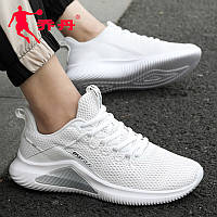 Jordan спортивне взуття чоловічі кросівки великі розміри взуття з дихаючої сітки чоловіче взуття