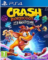 Crash Bandicoot 4: Це питання часу (Тижневий прокат запису)
