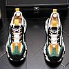 Чоловічі кросівки ,спортивна повсякденна модне взуття, універсальний