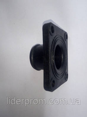 Патрубок радиатора Т 150 верхнего бака 150У.13.315, фото 2