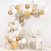 Комплект для создания арки из шаров - 103 шара