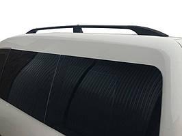 Рейлінги чорні Станд. база, Пластикові ніжки Volkswagen Caddy 2015↗ рр.