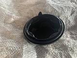 Крышка фары Lanos Sens Ланос Сенс черная пр-во Польша, фото 3
