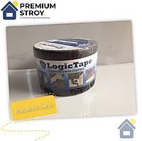 Бутилкаучуковая лента Logic Tape Коричневая 100 мм х 10 м