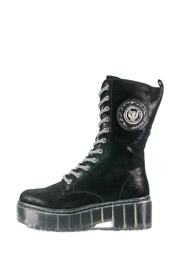 Ботинки демисезон женские Lonza D19-7815-3 черные (36)