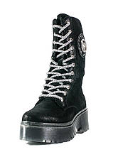 Ботинки демисезон женские Lonza D19-7815-3 черные (36), фото 3