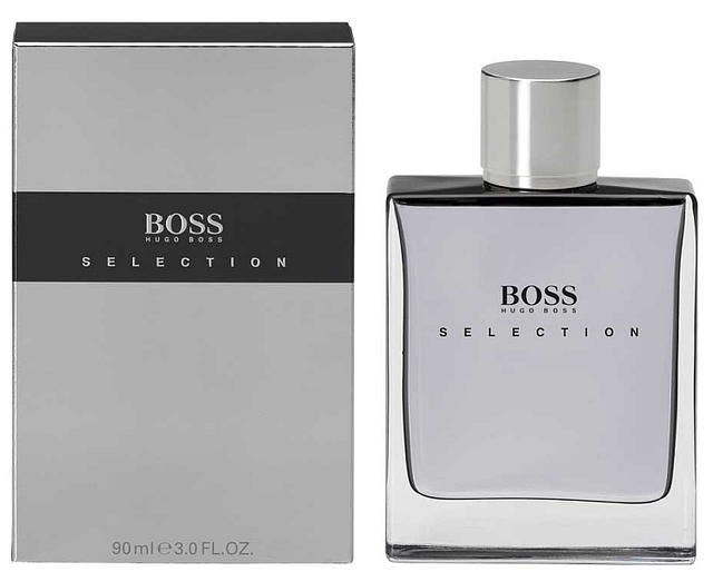 Hugo Boss Boss Selection туалетная вода 90 ml. (Хуго Босс Босс Селекшн)