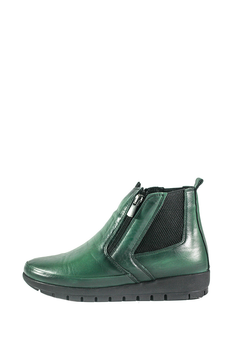 Ботинки демисезон женские Anna Lucci 1641 зеленые (36)