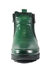 Ботинки демисезон женские Anna Lucci 1641 зеленые (36), фото 2