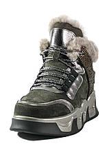 Ботинки зимние женские Allshoes 102-66021 коричневые (39), фото 3