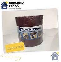 Бутилкаучуковая лента Logic Tape Красная 150 мм х 10 м, фото 1