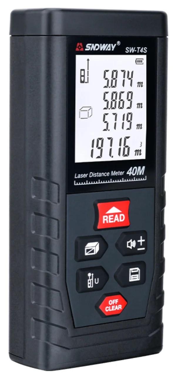 Аналітичний прилад і лазерний далекомір SW-T4S 40м
