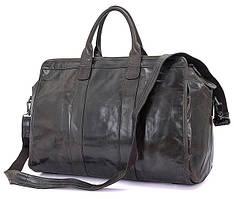 Шкіряні дорожні сумки