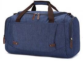 Дорожні сумки текстильні