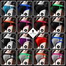 Мужское нижнее белье CalvinK серии 365. Цвет: голубые с белой резинкой. Артикул: CK-36V-A-w (реплика), фото 7