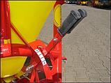 Розкидувач добрив Jar-Met 500 л.(пластик) Польща на 6 лопатей і диск з нержавійки, фото 7