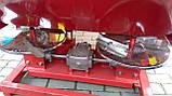 Разбрасыватель удобрений двухдисковый Jar Met 1000л. Польша, фото 2