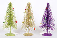 Декоративная елка 20см, 3 вида BonaDi NY12-111