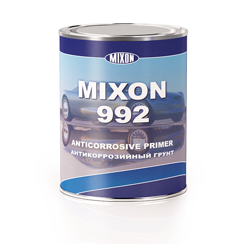 Грунт антикоррозийный Mixon 992. Белый. 0,7 л
