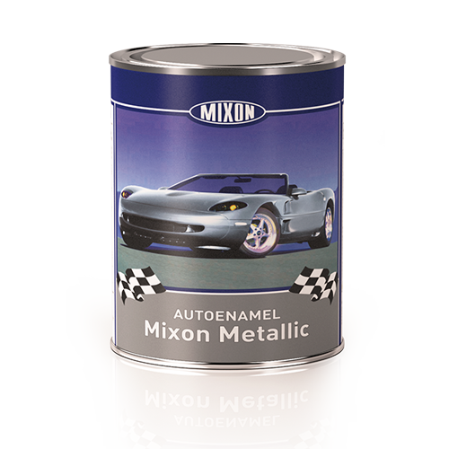 Эмаль для автомобиля металлик Mixon Metallic. MERCEDES 199. 1 л