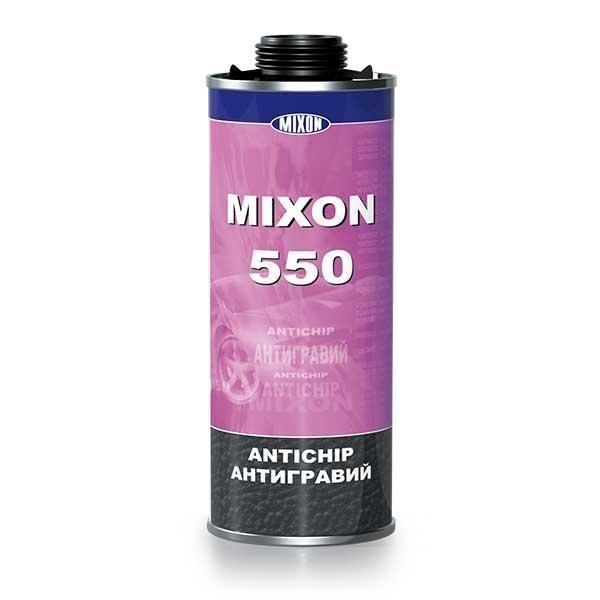 Антигравий Mixon 550 белый. 1 л