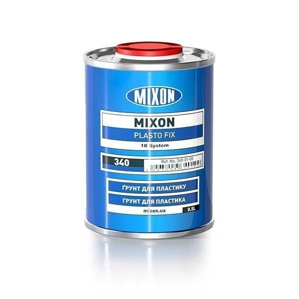 Грунт для пластика MIXON PLASTOFIX 340. 0,5 л