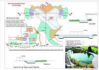 Проектирование и создание декоративного пруда