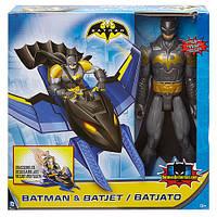 Набор Бэтмен с летательным аппаратом Бэтджет