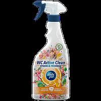 Универсальное средство для чистки туалета и ванной комнаты Ambi Pur WC Botanical Fragrances, 750 мл.