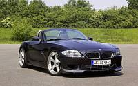 Лобовое стекло на BMW Z4 roadster