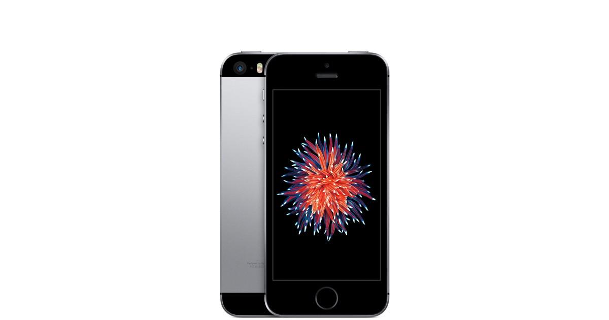 Смартфон Apple iPhone SE 16GB Space Gray Grade A Refurbished