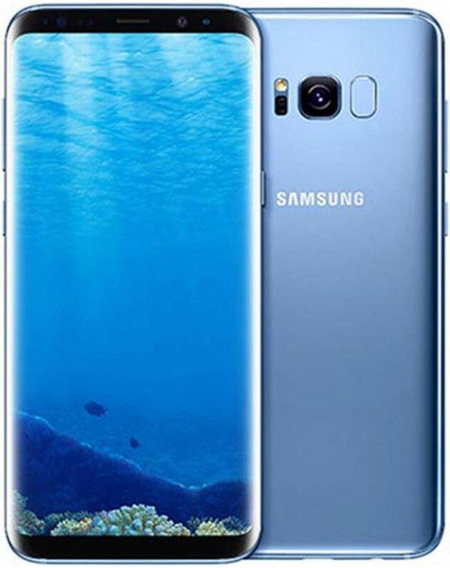 Смартфон Samsung Galaxy S8 G950U Blue 64Gb REF