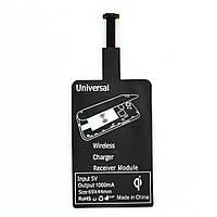 Qi приемник с Micro-USB для беспроводной зарядки B