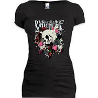Туника Bullet for My Valentine с черепом