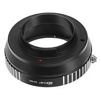 Адаптер переходник Nikon AI - Samsung NX, кольцо Ulata, фото 1