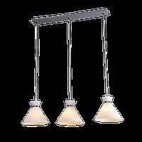 NOVARA 100/3 WH E14 Светильник потолочный 3x60W