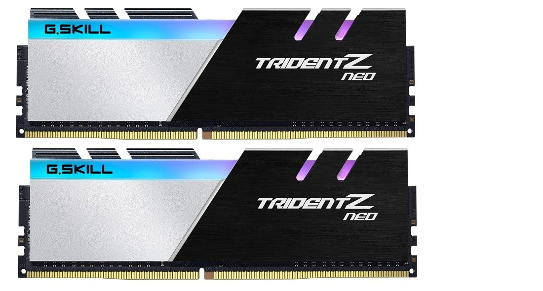Модуль памяти DDR4 2х32GB/3600 G.Skill Trident Z Neo (F4-3600C18D-64GTZN)