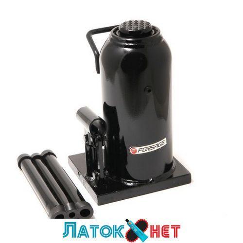 Домкрат бутылочный 20 т с клапаном F-T92004 Forsage