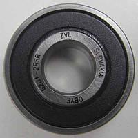 Подшипник 6201 2RSR (180201) ZVL Словакия 12*32*10, фото 1
