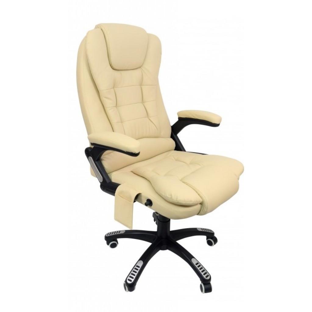 Крісло Bonro M-8025 бежеве